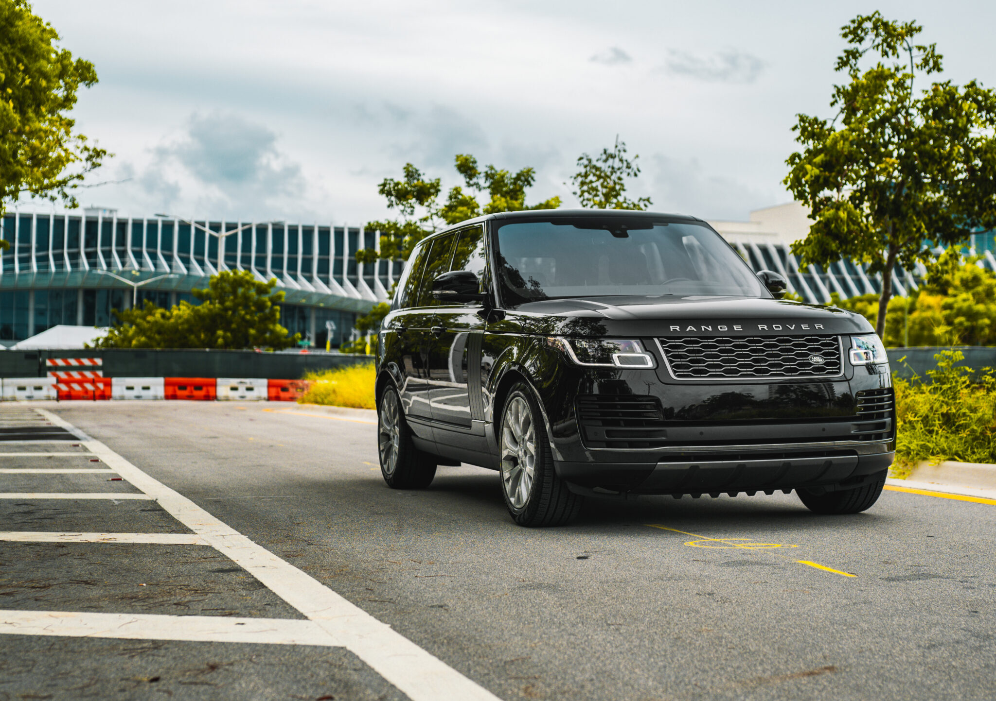 Land Rover HSE 1