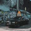 Rolls-Royce Wraith Black Badge 5