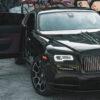 Rolls-Royce Wraith Black Badge 6
