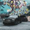 Rolls-Royce Wraith Black Badge 7