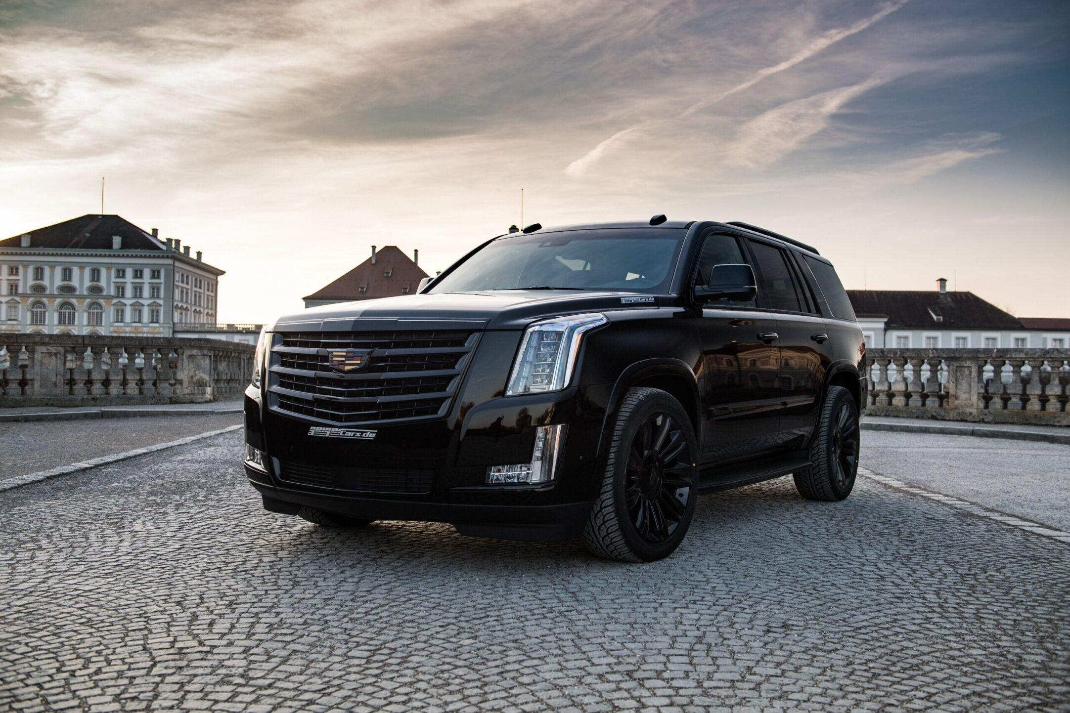 Cadillac Escalade ESV 1